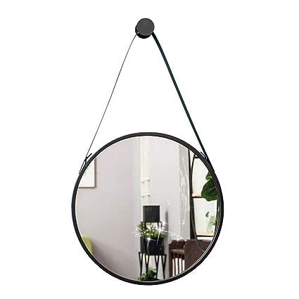 Superbe Round Mirror Stylish Bathroom Wall Mirror Bedroom Vanity Mirror Wall Mounted  Bathroom Mirror Hotel/Restaurant