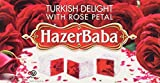 Hazer Baba Turkish Delight with Rose, 16 oz