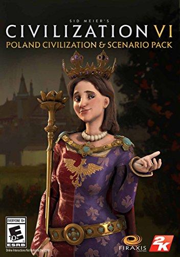 Sid Meier's Civilization VI - Poland Civilization & Scenario Pack [Online Game Code]