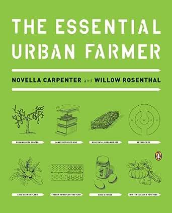 The Essential Urban Farmer (English Edition) eBook: Novella ...