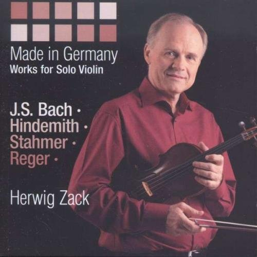 Made in Germany: Works for Solo Violin