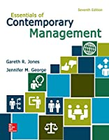 Essentials of Contemporary Management, 7th Edition Front Cover