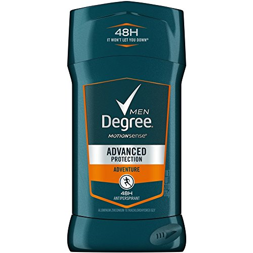 Thing need consider when find degree deodorant men advanced protection?