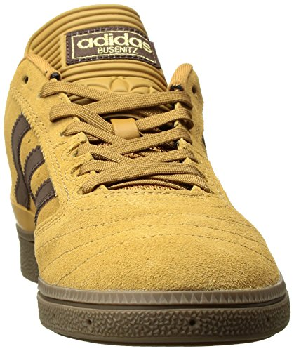 best seller finishline for sale Adidas Men's Skateboarding The Busenitz Sneaker Mesa/Brown/Gold Metallic cheap sale wiki the cheapest Zk48dQr