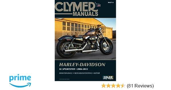 Harley davidson xl883 xl1200 sportster 2004 2013 clymer manuals harley davidson xl883 xl1200 sportster 2004 2013 clymer manuals penton staff 0024185964285 amazon books fandeluxe Images
