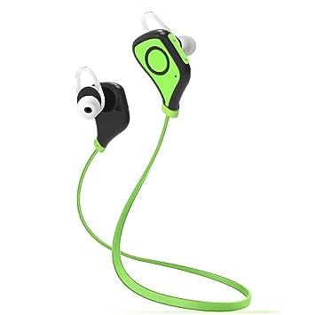 Samsung S9 + Auriculares Bluetooth inalámbricos, TechCode Auriculares Bluetooth Auriculares inalámbricos Bluetooth Auriculares deportivos intrauditivos