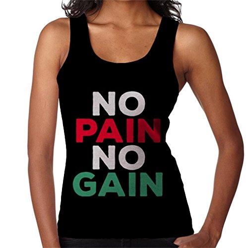 Coto7 Vest Gain No Women's Black No Pain X407rqXf
