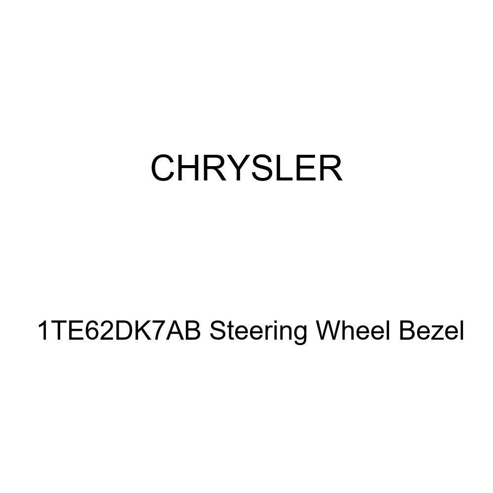 Genuine Chrysler 1TE62DK7AB Steering Wheel Bezel