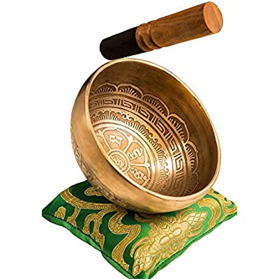 tibetan-handmade-singing-bowl-set