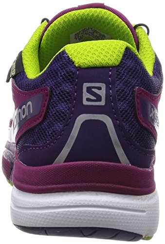 de 3D Salomon Purple Violett X Morado Mystic GTX Cosmic Mujer Purple Running Zapatillas Scream Granny wXCZC1qW