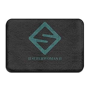 Ii Superwman S Doormat Rug Door Mat