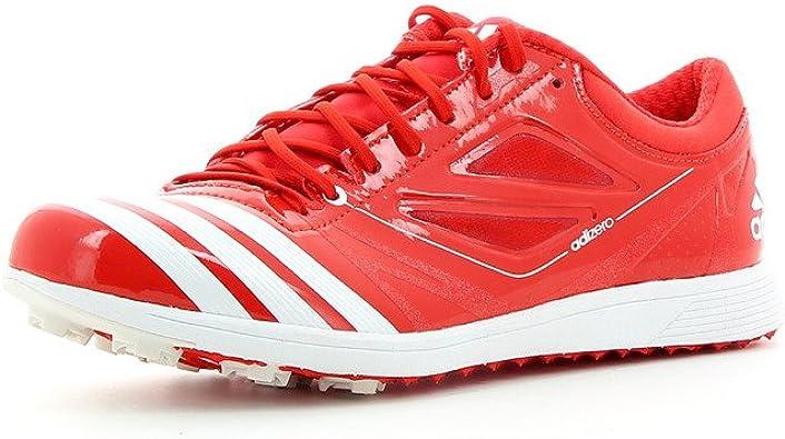 adidas - Zapatillas de Running de Material Sintético para Mujer Rojo Red: Amazon.es: Zapatos y complementos