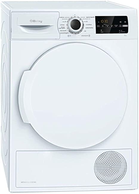 Balay 3SB995B Independiente Carga frontal 9kg A++ Blanco ...