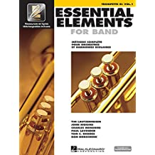 Essential Elements for Band avec EEi: Vol. 1 - Trompette Sib (French Edition)