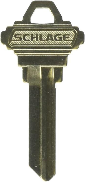 SCHLAGE Key Blanks SC4 Locksmith 6 Pin Security Door Lock 15 Lot Of 15