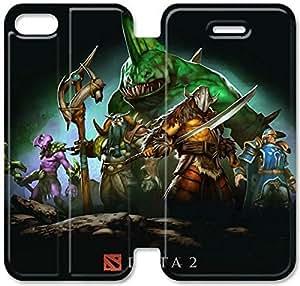 Funda iPhone 6 6s 4,7 pulgadas Funda Cuero, Klreng Walatina® 6 6s PU billetera de cuero Funda Diseño por Dota Tablets B2H6Vl