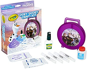 Crayola Frozen 2 Gooey Fun Art Set