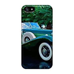 Pure For Ipod Touch 5 Phone Case Cover Well-designed Hard 1937 Mercedes 500k Protector