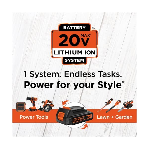 BLACKDECKER-LD120VA-20-Volt-Max-Lithium-DrillDriver-with-30-Accessories-Orange