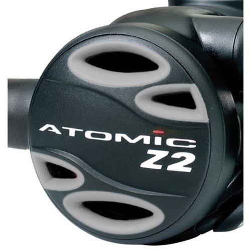 Atomic Aquatics Z2 Color Kit for Scuba Diving Regulators (Gray)