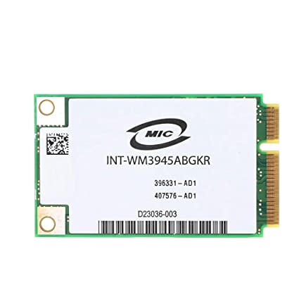 MIUSON New wm3945abg Mini PCI-E Wireless WiFi Tarjeta 54 M ...