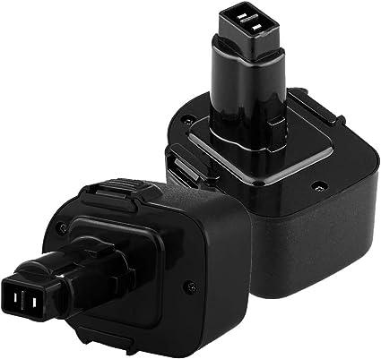12v 3.0ah Batterie pour DEWALT dcd940b2 dw051k dw052k-2 dw053k dw904 dw907z dw917