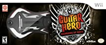 Guitar Hero: Warriors of Rock Guitar Bundle (Wii)