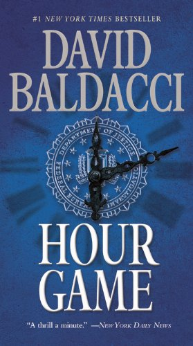 Hour Game - Book #2 of the Sean King & Michelle Maxwell