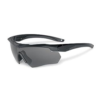 EnzoDate Balística Militar Gafas 3LS, 4LS o 5LS Kit, Gafas de Sol del ejército polarizado de los Hombres Eyeshield táctico (Negro, 3 Lentes): Amazon.es: ...