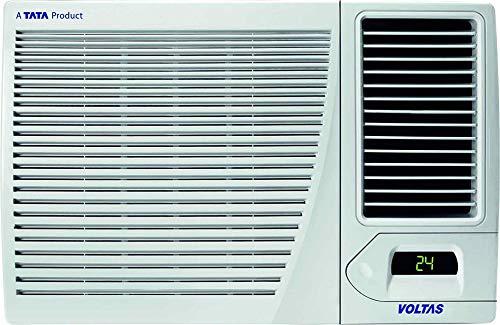 Voltas 1.5 Ton Hot & Cold Window AC (Copper 18H CZP White) 1