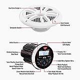 BOSS Audio Systems MCKGB350W.6 Weatherproof Marine