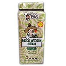 The Coffee Fool Fool's Mexican Altura Pluma, Drip Grind, 12 Ounce