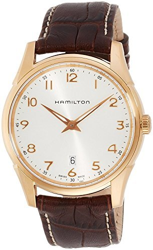 HAMILTON汉密尔顿 watch jazz master thin line Quartz