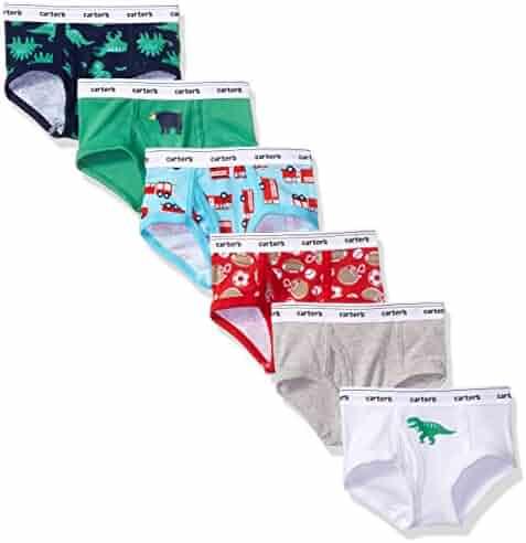 Carter's Little Boys' 6-Pack Underwear