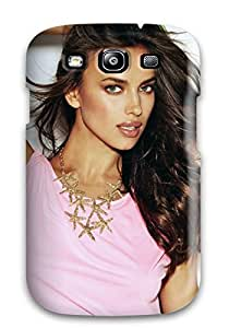 New Irina Shayk 2012 Tpu Case Cover, Anti-scratch CaseyKBrown Phone Case For Galaxy S3 by mcsharks