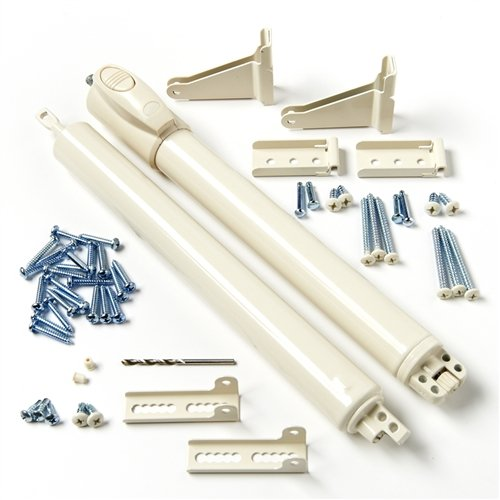 Andersen Storm Door Top and Bottom Closer Kit in Almond Color by Andersen (Image #1)