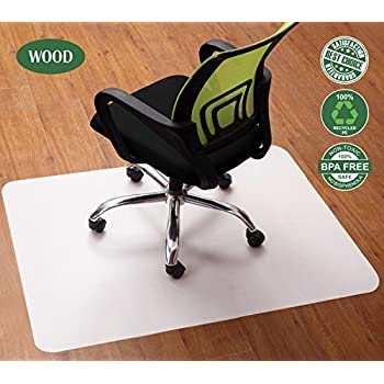 office chair mat for hardwood floors 30 x 48 floor mats for desk chairs office. Black Bedroom Furniture Sets. Home Design Ideas