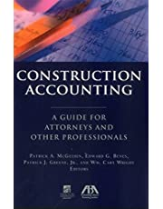 Construction Accounting: A Guide for Attorneys and Other Professionals