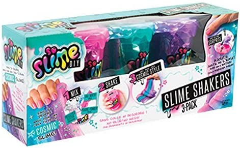 Rocco Giocattoli - So Slime-Pack de 3 tarros SSC003: Amazon.es: Juguetes y juegos