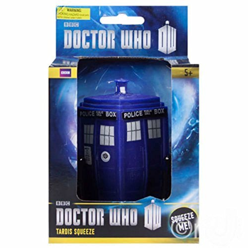 New Doctor Who Adipose TARDIS Stress Toy Desktop ( TARDIS ) from Unbranded