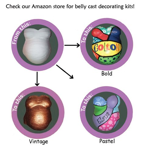 belly casting kit instructions