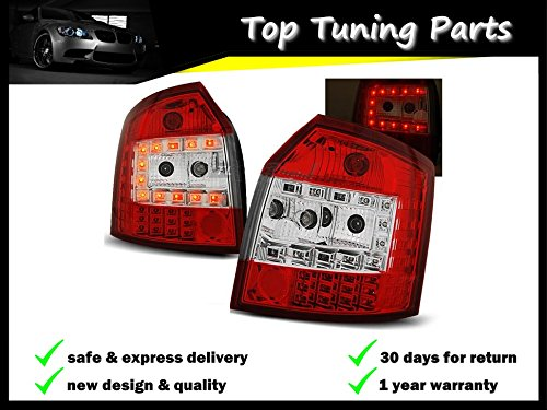 A4 Avant Led Tail Lights