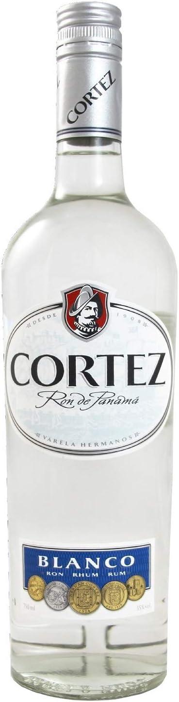 Ron Cortez White Rum, 70 cl: Amazon.es: Alimentación y bebidas
