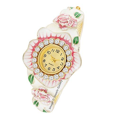 Jewels Galaxy Copper Charm Bracelet for Women