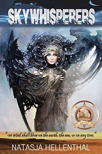 SkyWhisperers: A Lesbian Dystopian Fantasy novel by [Hellenthal, Natasja]
