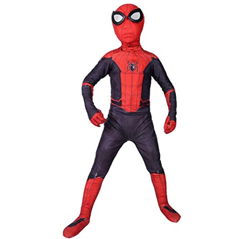 Spiderman Expedition NiñO Adulto Ropa Cosplay Vestido ...
