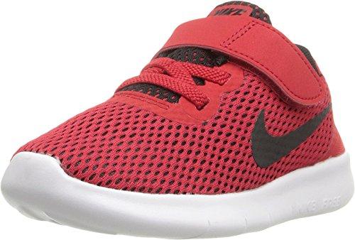 Size 2 Children Toddler Infants Nike Free run 833992 600 Running Sneakers