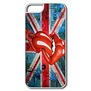 Kiss Uk IPhone 5 5s Case Skin - Custom Your Own Geek Case For IPhone 5 5s