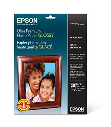 Epson S041946 PAPER, Epson, Ultra Premium glossy, (S041946)