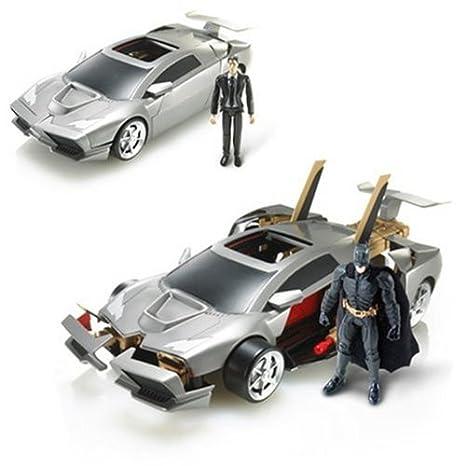 Mattel M4854-0 Batman - Batmóvil convertible en deportivo: Amazon.es: Juguetes y juegos